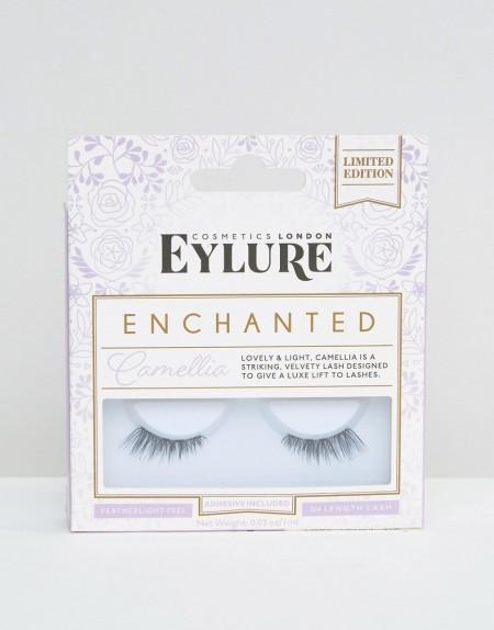 Eylure - Enchanted Lashes - Camelia - Falsche Wimpern - Schwarz