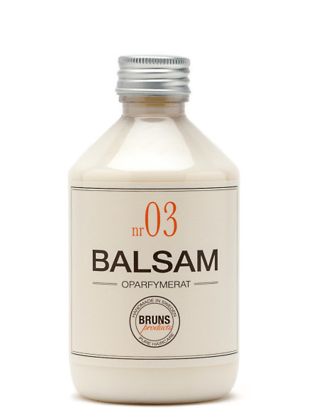 BRUNS Products: Nr. 03 UNPARFÜMIERTER BALSAM 330 ML