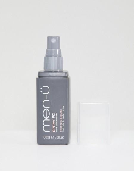 Men:U: men-u - Fixierspray, 100 ml - Transparent