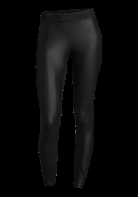 Casall Sculpture Shine tights - Black