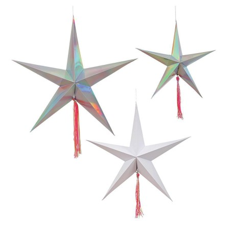 """Meri Meri Sterne zum aufhängen """"Shooting Star Decoration"""""""