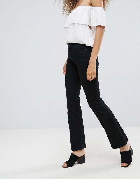 mbym: mbyM - Jeans mit Schlag - Schwarz