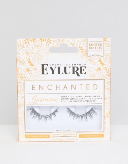 Eylure - Enchanted Lashes - Jasmine - Falsche Wimpern - Schwarz