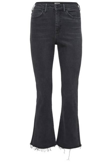 Selected Femme: Jeans Bootcut - grey denim