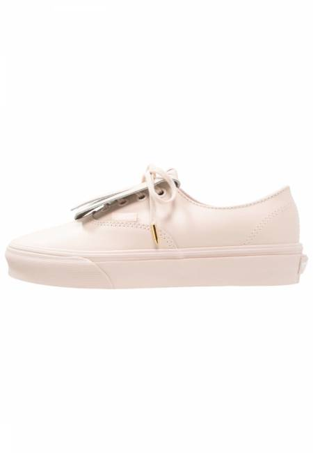 Vans: AUTHENTIC FRINGE DX - Sneaker low - whisper pink/gold