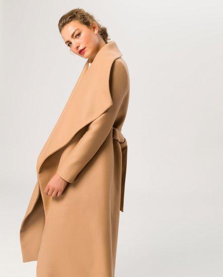 IVY & OAK: Mantel mit Schalkragen
