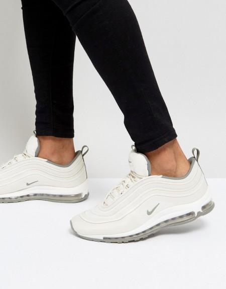 Nike - Air Max 97 Ultra '17 - Sneaker in Beige, 918356-100 - Beige
