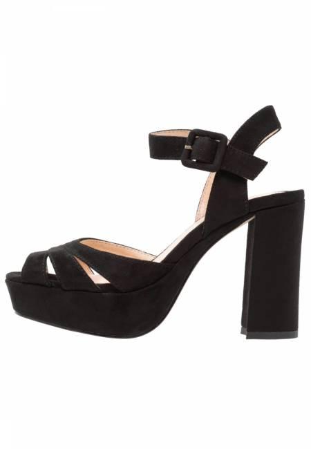 PARFOIS: High Heel Sandaletten - black