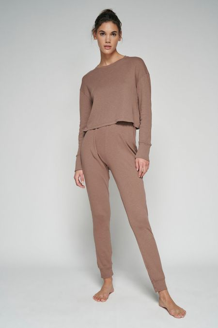 NU-IN: 100% Organic Cotton Natural Dye Pyjama Leggings
