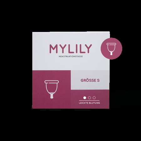 MYLILY: Menstruationstasse