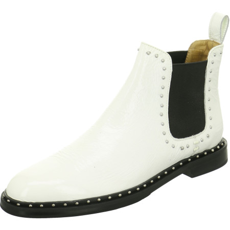 Melvin & Hamilton Chelsea Boot weiss white 36