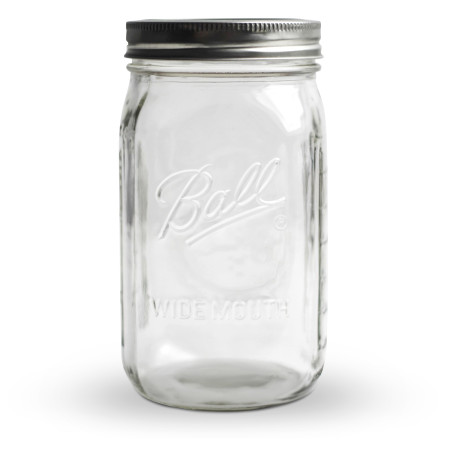 Ball Mason Jar Glas – Wide Mouth 945 ml