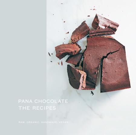 Pana Chocolate Book-The Recipes
