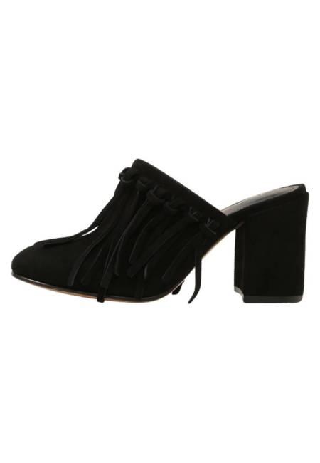 Rachel Zoe: KINGSTON MULE - Pantolette hoch - black