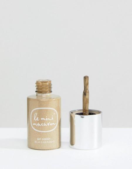 Le Mini Macaron: Le Mini - Macaron - Gelnagellack - Gold