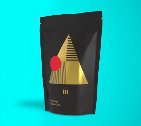 Monsoon Coffee: Espresso Konstruktivist | 100% Arabica Espresso Bohnen | Medium Roast