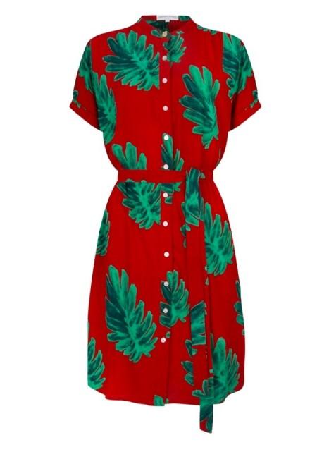 Fabienne Chapot Kleid Maggie Citrus Leaf