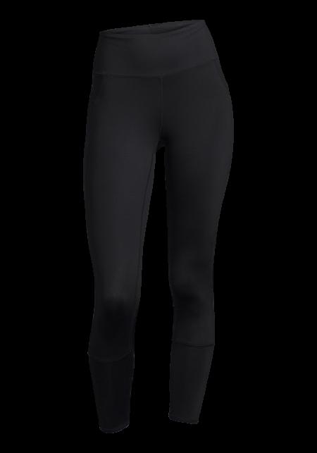 Casall Bio slit tights - Black