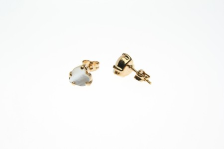 Sabrina Dehoff: pin EARRINGS