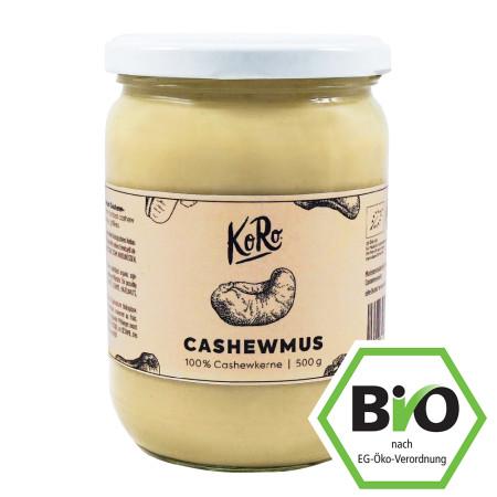 KoRo: Bio Cashewmus | 500 g