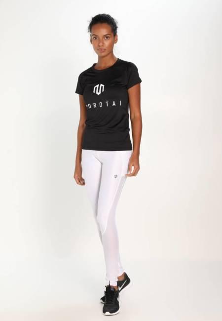 MOROTAI: PERFORMANCE DUAL - Tights - white