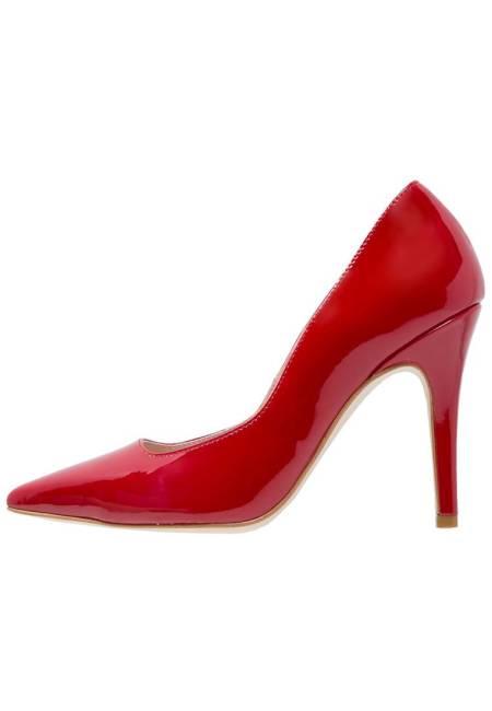 Zign: High Heel Pumps - red
