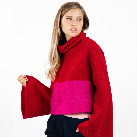 Sister Laela: BE KNITTED PULLOVER