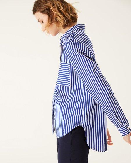 IVY & OAK: Bluse in Oversize