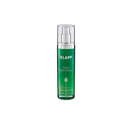 KLAPP: SKIN NATURAL Aloe Vera Gel , 50 ml