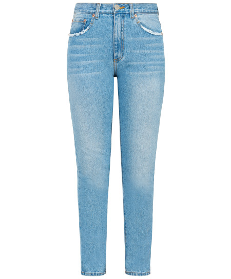 tatman handmade: Ripped poсket jeans