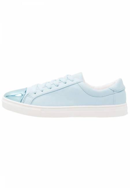 ICHI: LINA - Sneaker low - faded denim
