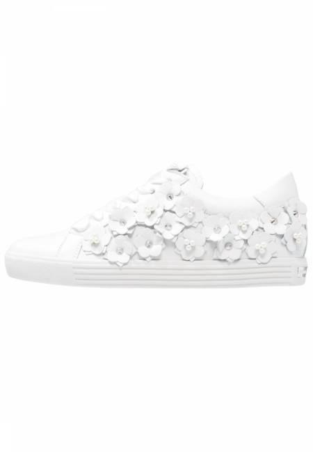 Kennel + Schmenger: TOWN - Sneaker low - bianco/silver/weiß