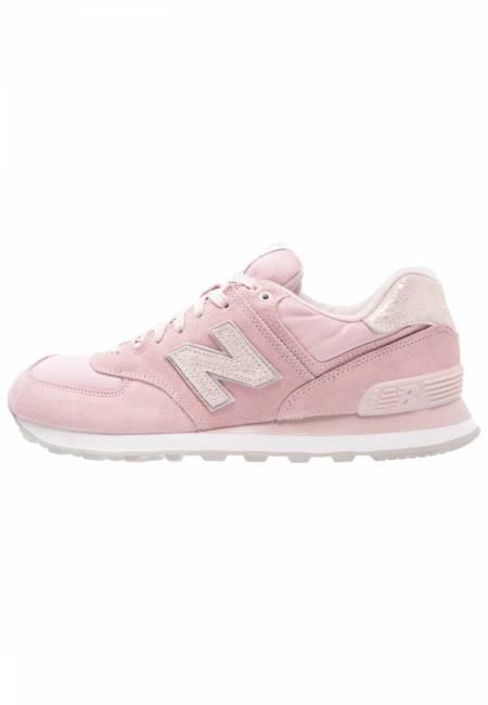 New Balance: WL574 - Sneaker low - pink