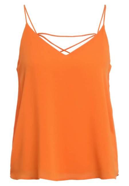 New Look: Top - orange
