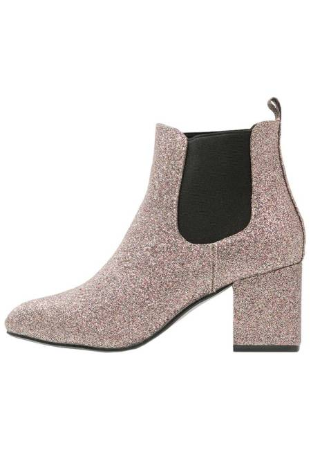 Missguided: Ankle Boot - multicolor