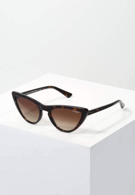 VOGUE Eyewear: GIGI HADID - Sonnenbrille - brown gradient