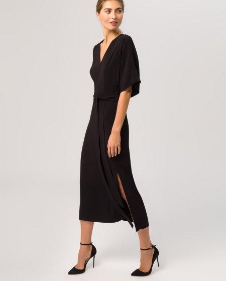 IVY & OAK: Midi Kimono Kleid