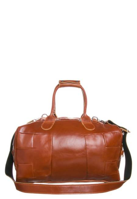 Royal RepubliQ: BALL BAG - Weekender - cognac