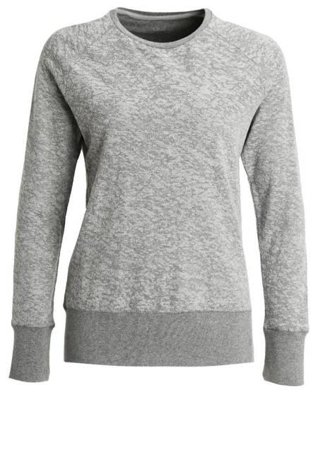 Casall: Sweatshirt - grey melange