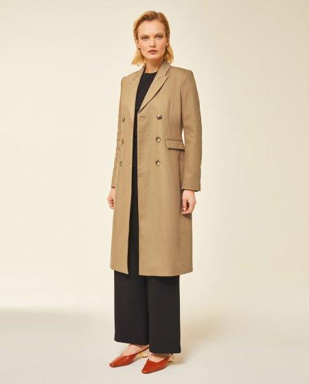 IVY & OAK: Zweireihiger Mantel
