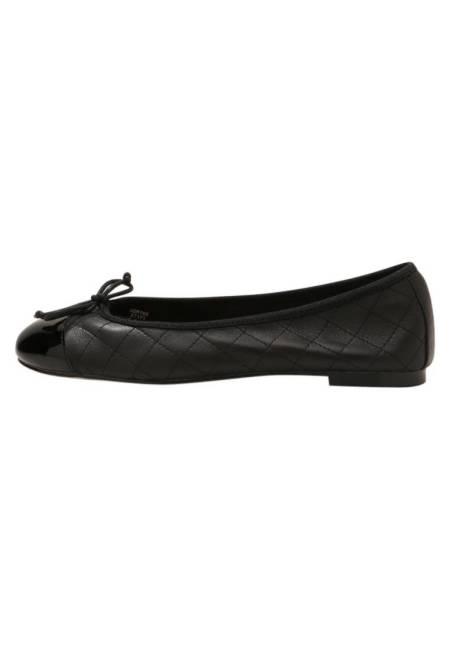 OFFICE: LONGING  - Klassische Ballerina - black