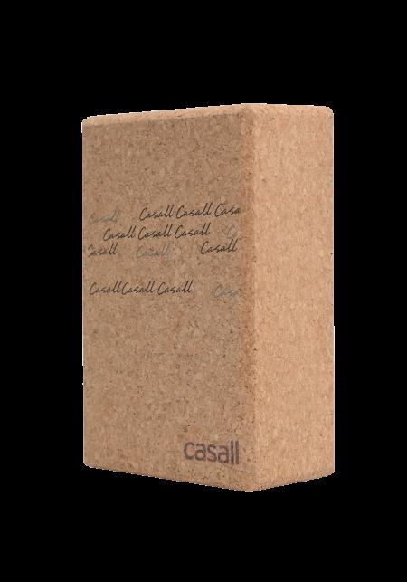 Casall: Yoga block natural cork – Natural cork