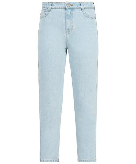 tatman handmade: Short light jeans