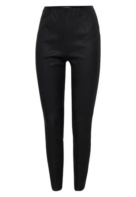 Esprit Collection: Lederhose - black