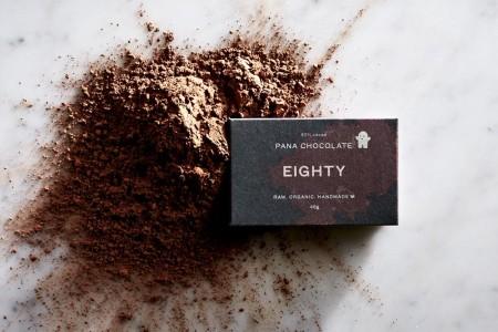 Pana Chocolate Eighty% 45 gram Bar