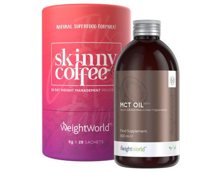 WeightWorld: Skinny Coffee & MCT Öl
