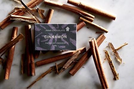 Pana Chocolate Cinnamon 45 gram Bar