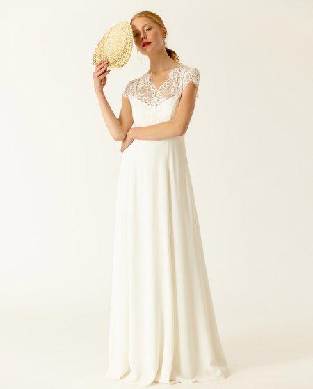 IVY & OAK: Langes Brautkleid