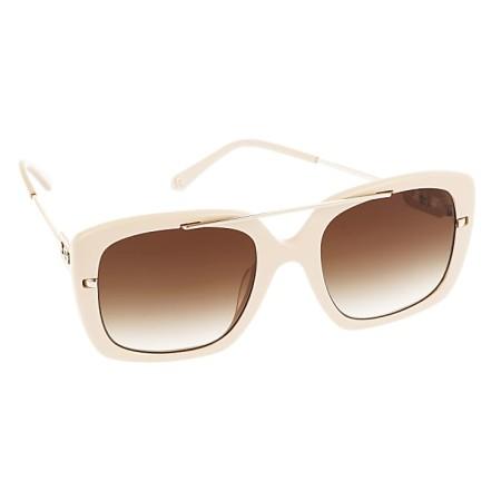 Aigner Damen Emanuela Fashion Sonnenbrille, in Weiß