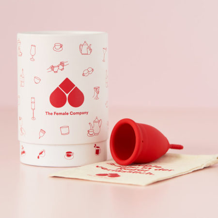 The Female Company: Menstruationscup